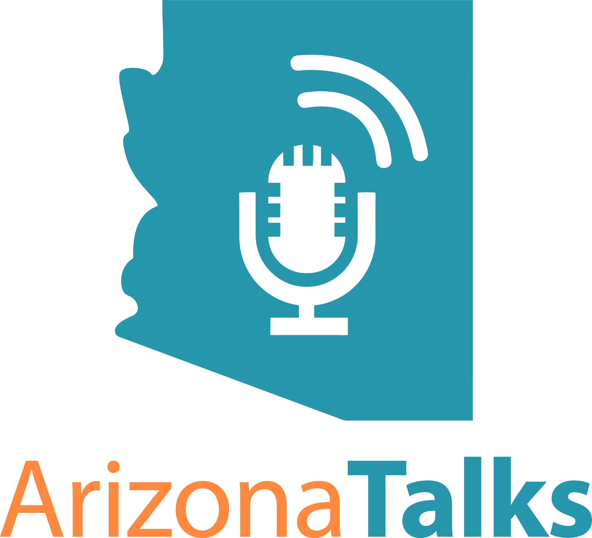 Arizona Talks Logo